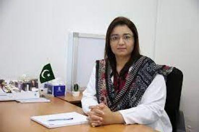 Dr. Saima Ali Ahmad