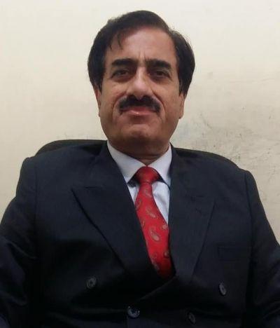 Dr. Manzoor Ahmed Malik