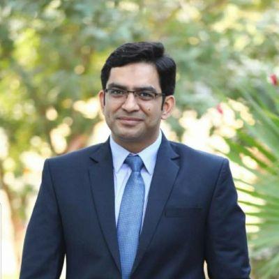 Dr. Muhammad Usman Naeem